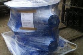2х эксцентриковые дисковые затворы Ду800 Ру10 из ВЧШГ